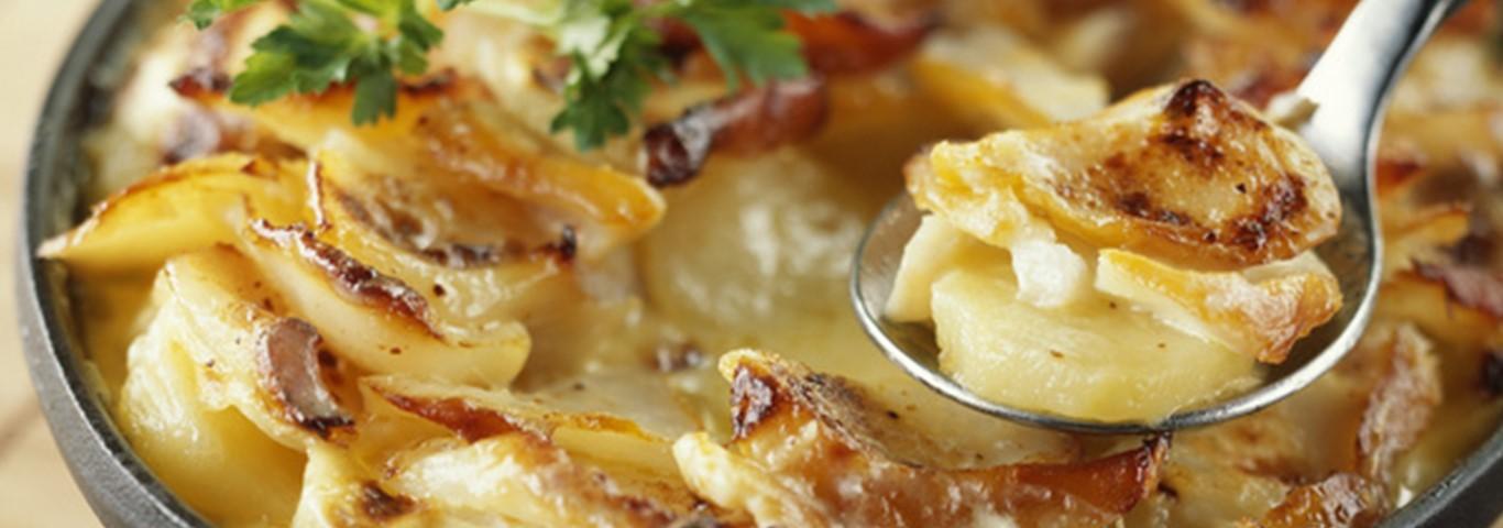 Gratin Dauphinois Traditionnel - Envie De Bien Manger