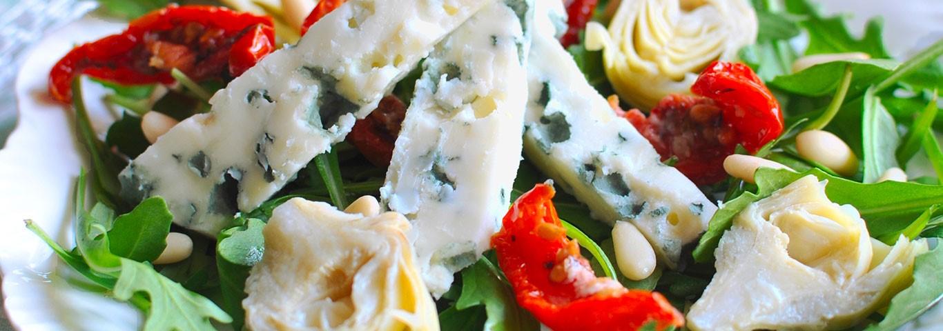 Salade Italienne Au Roquefort - Envie De Bien Manger
