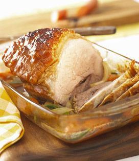 Roti De Porc Moelleux Au Lait Envie De Bien Manger