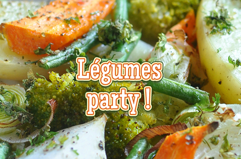 Légume party !