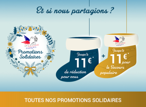 Promotions solidaires