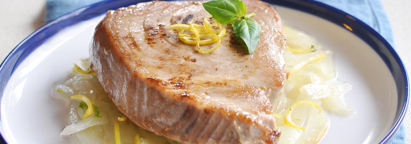 Recettes Thon Idées De Recettes à Base De Thon Envie De Bien - Cuisiner du thon