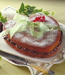Gâteau Au Yaourt Et Son Coeur En Chocolat Envie De Bien Manger
