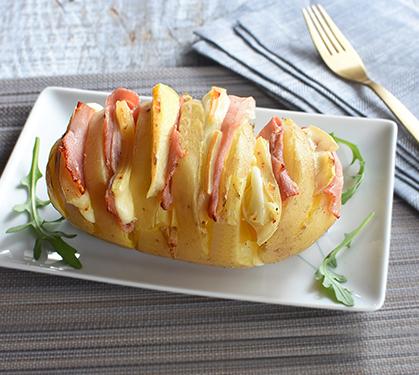 Recettes pomme de terre au four | Envie de Bien Manger