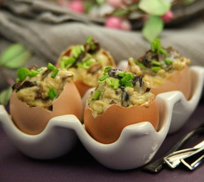 Ufs faciles et rapides cuisiner envie de bien manger - Cuisiner les oeufs ...