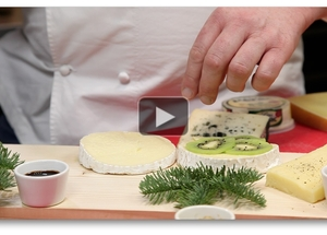 Comment composer un plateau de fromages ?