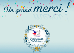 Les promotions solidaires 2020