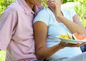 Alimentation de l'adulte de plus de 55 ans