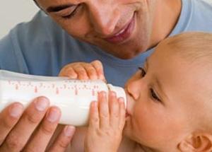 Alimentation des bébés de 0 a 3 ans