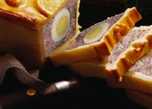 Berry: le paté de pâques