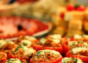Buffets gourmands sucrés ou salés