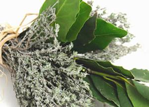 Faire sécher les herbes aromatiques