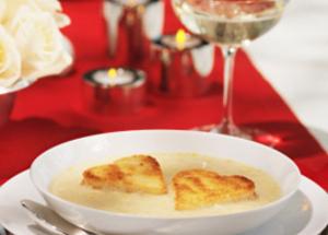 Idées menus romantiques pour la Saint Valentin