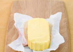 La conservation du beurre
