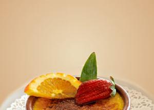 La recette de la crème catalane et crème brûlée