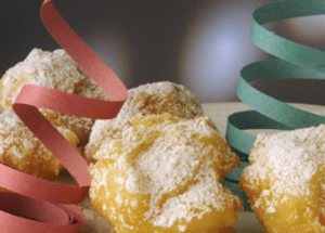 Les beignets de mardi-gras