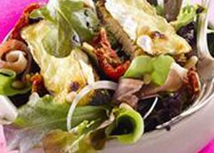 Les salades du Printemps