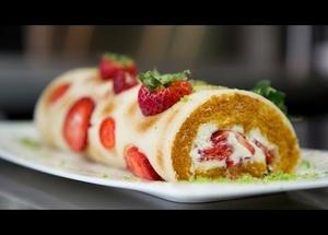 Préparez des desserts savoureux pour fêter l'arrivée des fraises