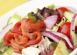 Provence Alpes Côte d'Azur :<br>La salade niçoise