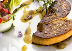 Recettes à base de foie gras