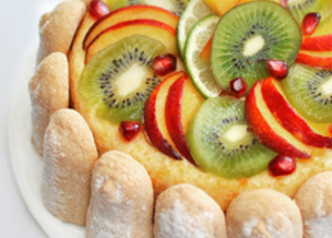 Recettes de charlottes aux fruits