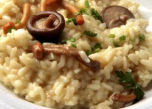 Recettes du risotto