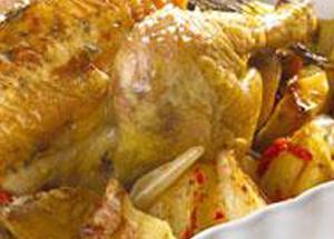 Comment faire cuire un poulet ?