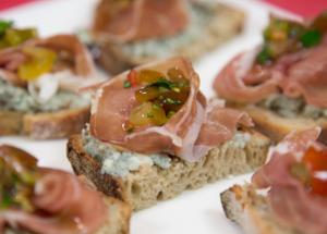 50 recettes d'amuse-bouches gourmands pour vos repas de fête