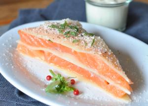 Millefeuille sucré ou salé, nos meilleures recettes pour un dessert ou une entrée !