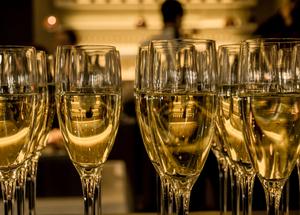 Recettes à base de champagne