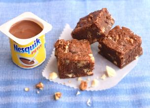 Brownies au Nesquik Petit
