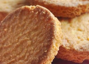 Sablés bretons et caramel au beurre salé