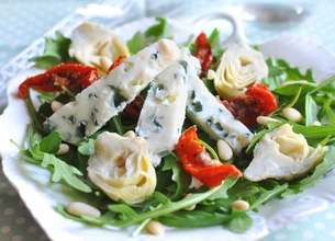 Salade italienne au Roquefort