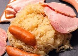 Choucroute au Riesling
