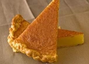 Flan en tarte