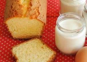 Gâteau au yaourt La Laitière BIO