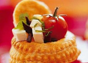 Mini-bouchées au Fromage de Brebis Salakis