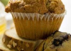 Muffins choco-pistache