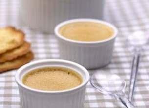 Petits pots de crème au café à l'ancienne