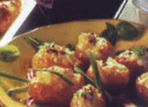 Pommes de terre farcies façon Salakis