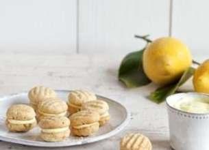 Sablés à la crème de citron