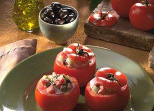 Tomates Farcies Au Concombre