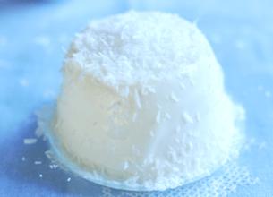 Blancs-mangers légers à la noix de coco
