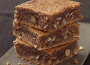 Brownie au chocolat Praliné