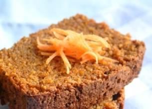 Carrot-cake au gingembre