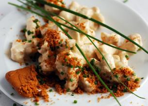 Escalopes de poulet au Société Crème et spéculoos