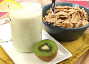 Milkshake Petit-déjeuner énergique
