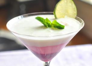 MilkShake Sorbet Citron Vert