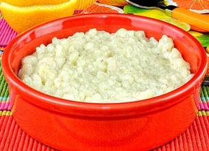 Riz au lait de maman