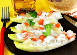 Salade de riz exotique